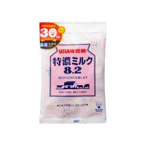 【6個入り】UHA味覚糖 特濃ミルク8.2 93g