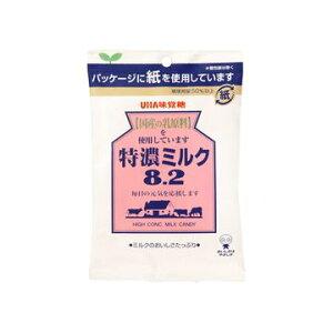 【6個入り】UHA味覚糖 特濃ミルク8.2 88g