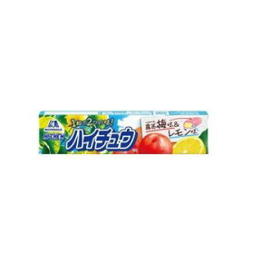 【12個入り】森永 ハイチュウ 露茜梅&レモン 12粒