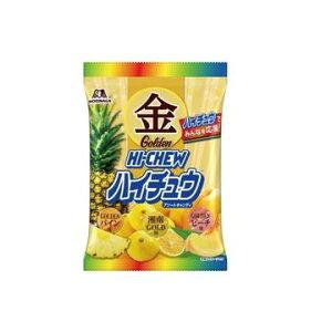 【6個入り】森永 金のハイチュウアソート 77g