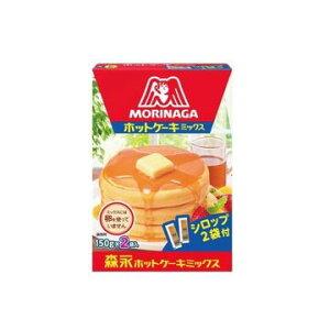 【6個入り】森永製菓 ホットケーキミックス 380g