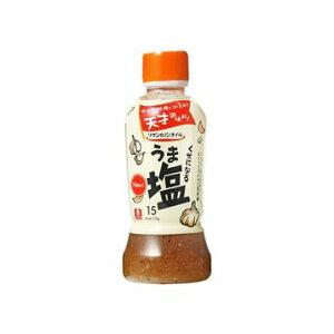 【6個入り】理研 リケンのノンオイル くせになるうま塩 380ml