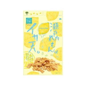 【12個入り】まるか食品 イカ天 瀬戸内れもん味 80g