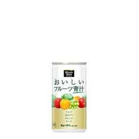 コカ・コーラボトラーズ ミニッツメイドおいしいフルーツ青汁 190g×120本 44835
