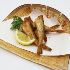 マルヤ水産 兵庫県水揚げの甘えび はたはた 唐揚げ500g×各2個