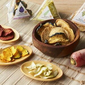 前村食品 なにわ伝統野菜で作ったヘルシー野菜チップスセット(OSAKA VEGGIE CHIPS)