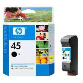 HP HP 45 プリントカートリッジ 黒 51645AA#003