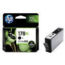HP HP 178XL インクカートリッジ 黒(スリム増量) CN684HJ