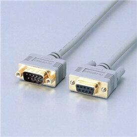 【お買い物マラソン期間クーポン】 エレコム RS-232C延長ケーブル 1.5m C232N-E9