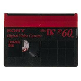 SONY ミニDVカセット 60分 ICメモリーなし 3本組 3DVM60R3