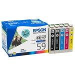 EPSONインクカートリッジ5本パック・ブラック2本入りIC5CL59