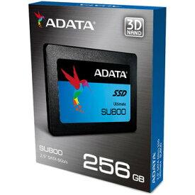 A-DATA 内蔵SSD 256GB 2.5インチ ASU800SS-256GT-C