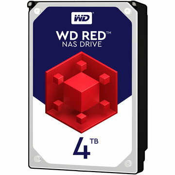 【期間限定 エントリーでP5倍】 WESTERN DIGITAL 3.5インチ内蔵HDD 4TB SATA6Gb IntelliPower WD40EFRX-RT2