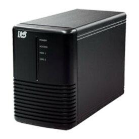 RATOC Systems USB3.0 RAIDケース (HDD2台用) ブラック RS-EC32-U3RX