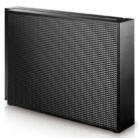 IODATA USB3.1 Gen1対応 外付HDD 6TB ブラック HDCZ-UT6KC