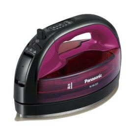 Panasonic コードレススチームアイロン (ピンク) NI-WL505-P