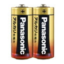 Panasonic アルカリ乾電池 単5形 2本シュリンクパック LR1XJ/2S
