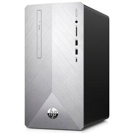 HP HP Pavilion 595-p(i7-9700/メモリ 16GB/SSD 256GB+HDD 2TB/GTX1650/Win 10 Pro/Office H&B 2019)ブラッシュドシルバー 6DW32AA-AASP 6DW32AA-AASP