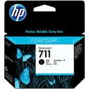 HP HP711インクカートリッジブラック80ml CZ133A
