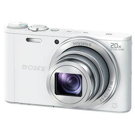 SONY デジタルカメラ Cyber-shot WX350 ホワイト DSC-WX350/W