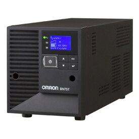 オムロン ソーシアルソリューションズ UPS ラインインタラクティブ/750VA/680W/据置型 BN75T