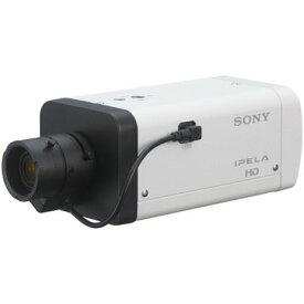 SONY ネットワークカメラ ボックス型 720pHD出力 SNC-EB600B
