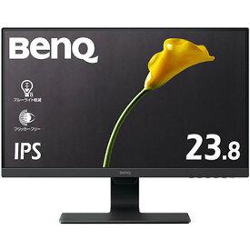 BenQ アイケアモニター (23.8インチ/IPS/FHD/HDMI/DP/D-sub) GW2480E