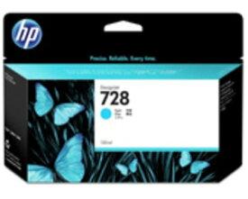 HP HP728インクカートリッジシアン 130ml F9J67A