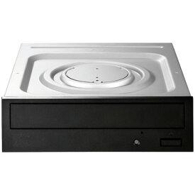 アイ・オー・データ機器 DVD-R 24倍速書込対応 内蔵DVDドライブ ブラック DVR-S24ET3K