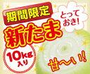 期間限定 新たま!淡路島新たまねぎ10キロ入り送料無料!!