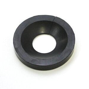 業務用 キャスターストップ (キャスターストッパー) 100mm径 1個入り 車輪止め 台車補助用品 物流資材