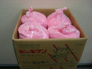 ラインパウダー カラー 20kg ケース入り 炭酸カルシウム カラーライン ヒッキマン ピンク 石灰 白線  ヒッキー スポーツライン 運動場 送料安 箱 安全 無害