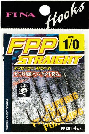 FINA・FPP STRAIGHT【ハヤブサ・FPPストレート】【メール便OK】【RCP】