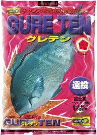 ヒロキュー集魚材【グレTEN】1ケース12個入り】【RCP】