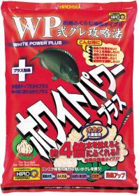 【送料無料】ヒロキュー集魚材【ホワイトパワープラスニンニク】1ケース16個入り】【RCP】