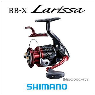禧玛诺卷轴 16 BB-X 拉里萨 2500年种刹车纺鱼竿禧玛诺 16 BB-X 拉里萨 2500DXG 杠杆刹车型纺纱卷轴捕鱼齿轮捕鱼纺丝辘的刹车磅可以