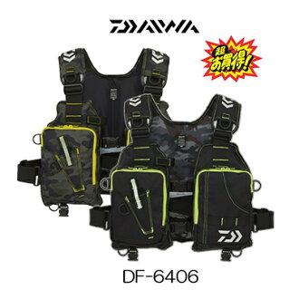 大和灯漂浮游戏最好DF-6406救生衣漂浮最好DAIWA LIGHT FLOAT GAME VEST DF6406钓具钓鱼漂浮最好救生工具raifujakettouedin