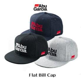 【あす楽対応】アブガルシア フラットビルキャップ 帽子Abu Garcia Flat Bill Capフィッシング 釣り具 通販 ウェア 帽子 キャップ 日よけ