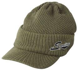 サンラインツバ付きニットキャップ帽子CP-5142CP-5143SUNLINEJeepKnitCap【1枚までメール便OK】釣り具フィッシング通販ウェアニットキャップ帽子防寒