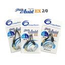 クレイジーオーシャン フラッシュアシスト EX 2/0フックCrazy Ocean Flash assist EX【メール便OK】 釣り具 フィッシング ジグ …
