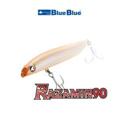 ブルーブルーミノーラザミン90BlueBlueRAZAMIN90【3個までメール便OK】釣具ブルーブルーラザミン90釣具フィッシングフローティングミノーおすすめ通販夜アクションシーバスチヌミノールアーバチバチ抜け