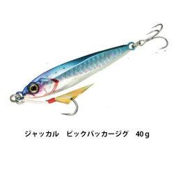 ジャッカルビッグバッカージグメタルジグ40gJACKALLBIGBACKERJIG40g【メール便OK】釣り具フィッシングジャッカルJACKALL釣り釣りよか釣りよかでしょう通販ルアージグ青物根魚ヒラメショアジギング陸っぱ