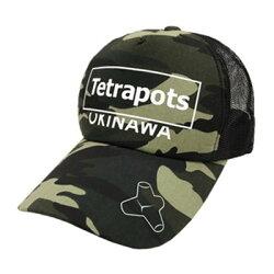 【あす楽対応】テトラポッツボックスロゴキャップTPC-011TetrapotsBOXLOGOCAPTPC011通販釣り具フィッシング帽子CAPテトラポットモンパチモンゴル800高里悟
