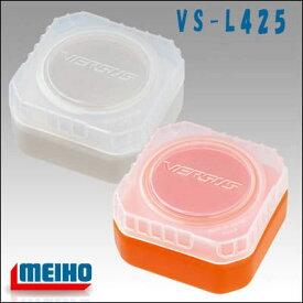 【あす楽対応】明邦化学 メイホー VS-L425MEIHO VS-L425釣り具 フィッシング ワーム ケース VSシリーズ ガルプ バークレイ 保存 アジング メバリング  つけ置き 餌 エサ