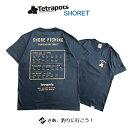 テトラポッツ Tシャツ ショアT TPT-043カラー:ストレート(灰色がかったブルー)Tetrapots Shore-T【1枚までメール便OK】 通販 …