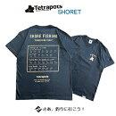 テトラポッツTシャツショアTTPT-043カラー:ストレート(灰色がかったブルー)TetrapotsShore-T【1枚までメール便OK】通販釣り具フィッシングTシャツウェアウエア半袖モンパチショア