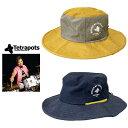 【あす楽対応】テトラポッツ 帽子 TPアドベンチャーハット Tetrapots TP Adventure Hat 釣り具 フィッシング 帽子 ハット 撥水…