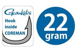 コアマンVJ-22バイブレーションジグヘッドCOREMANVJ-22VIBRATIONJIGHEAD【メール便2個までOK】釣具フィッシングバイブレーションワームジグヘッドおすすめ通販シーバスアルカリシャッドヒラメ青物