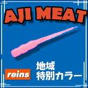 レインズ アジミート 地域別スペシャルカラーReins Aji Meat Special Colors釣り具 フィッシング レイン ソフトルアー おすすめ 通販 ワーム アジング メバリング ライトゲ