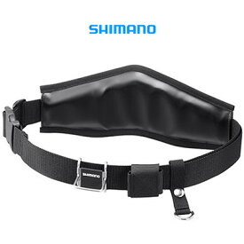 【あす楽対応】シマノ(SHIMANO) BE-003R スタンダード・ベルト F ブラック (4969363554543) 鮎友釣り用 フィッシングベルト /釣り/釣り具/フィッシング/鮎釣り/友釣り/フィッシングベルト/